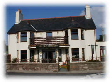 The Old Surgery Guest House in Ullapool